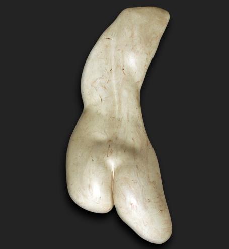 Bont Hedin Skulptur Halbmond
