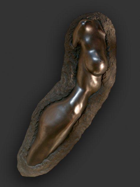 Bont Hedin Skulptur Mud