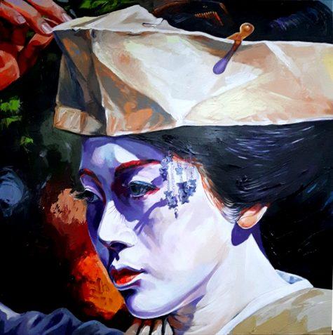 Bont Jansson Geisha 110 x 110