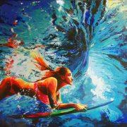 Bont Jansson Mermaid 140 x 140
