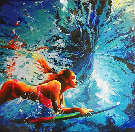 Bont Jansson Mermaid 140 x 140