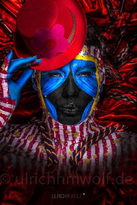Bont_Wolf_Face_Cirque de reve 2