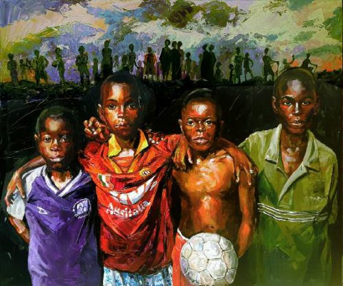 Roots of football