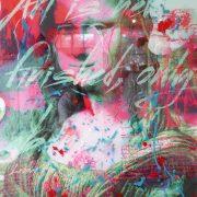 Lisa´s Mystery II 60 x 80 by Nathali von K