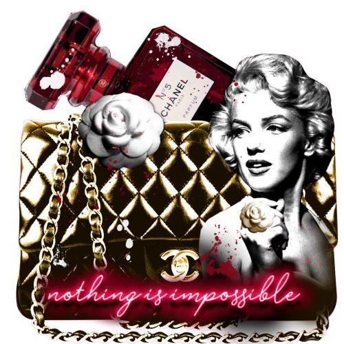 MM Chanel Bag Rot