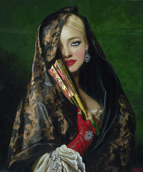 rubia Andaluza